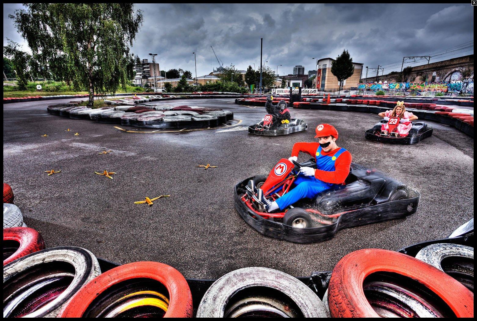 Gaming Champions - Mario Karts