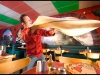 World Pizza Flinging Champion