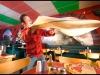 World Pizza Flinging Champion