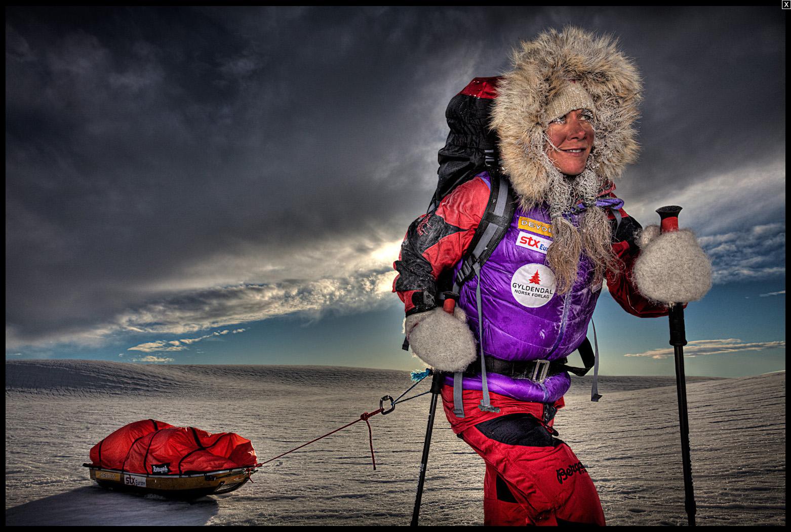 Cecilie Skog - Polar Explorer