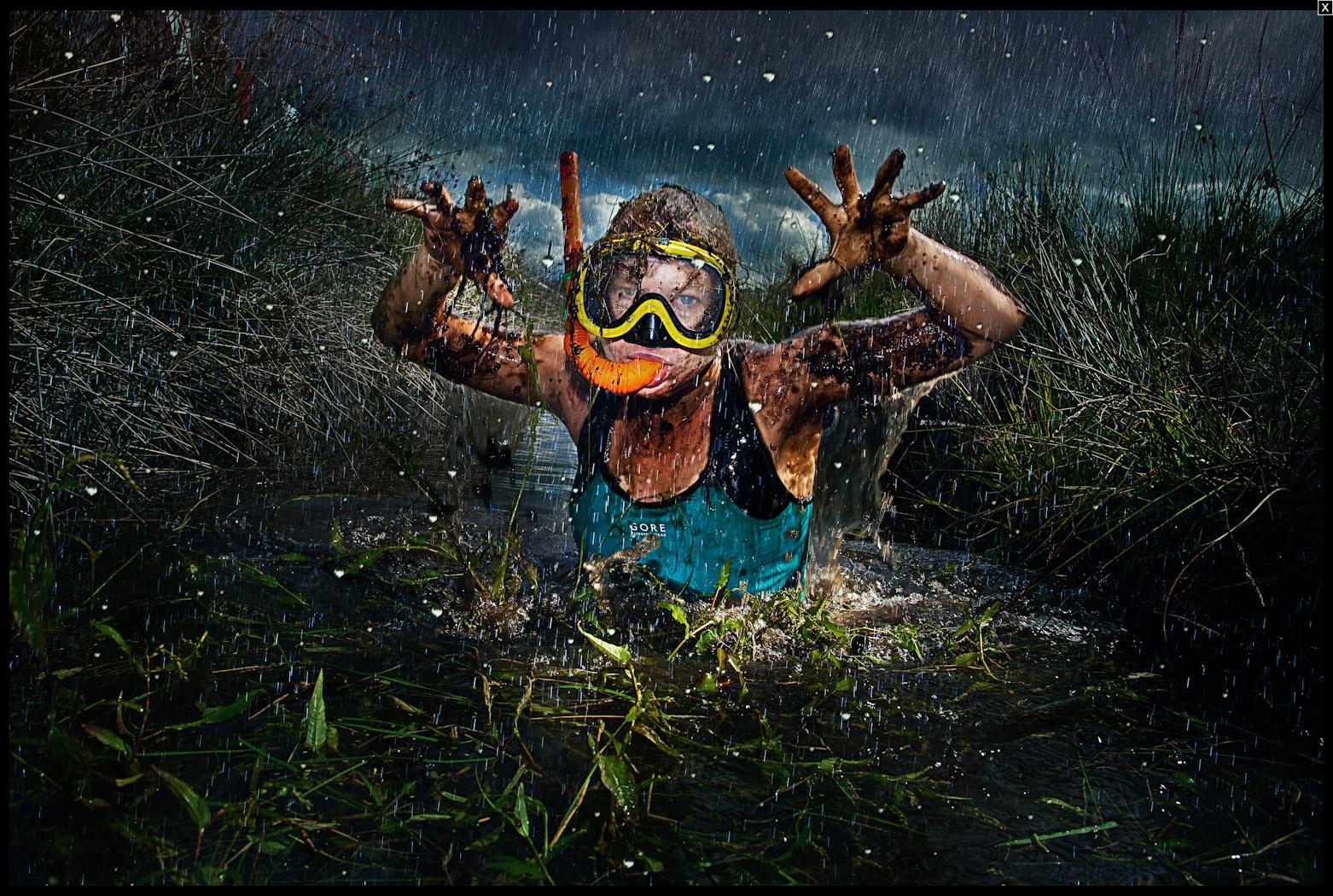 Natalie Bent - Bog Snorkeler