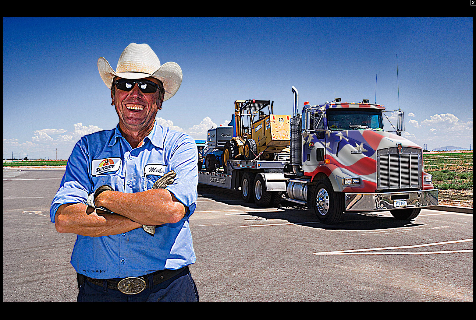 Sunstate Mike - Truck Driver