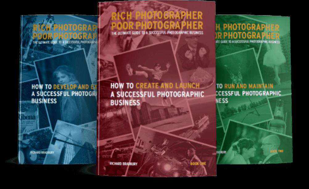 Rich Photographer Poor Photographer By Richard Bradbury